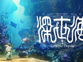 Shinsekai: Into The Depths Logo