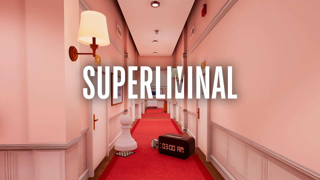 Superliminal Logo