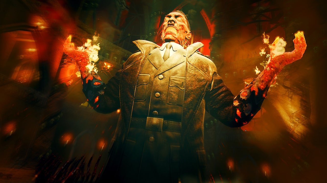 Zombie Army Trilogy Hitler Screenshot