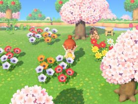 Animal Crossing New Horizons Flower Prices Screenshot