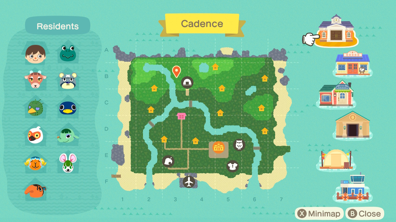 Animal Crossing Island Designer Planning Out Your Peaceful Home