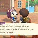 Animal Crossing New Horizons Label