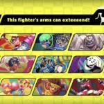 ARMS Fighter Super Smash Bros Ultimate Screenshot