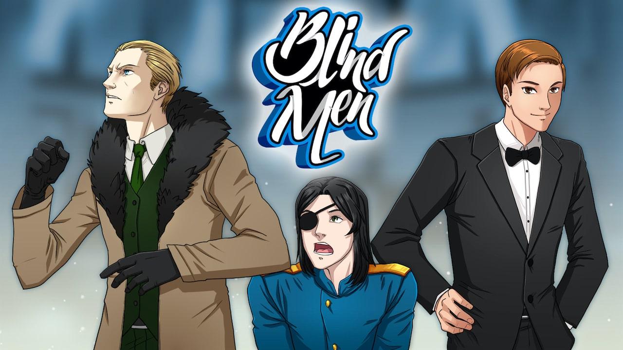 Blind Men Logo