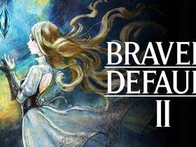 Bravely Default II Logo