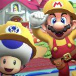 Builder Mario Mario Kart Tour Screenshot