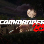 Commander '85 Logo
