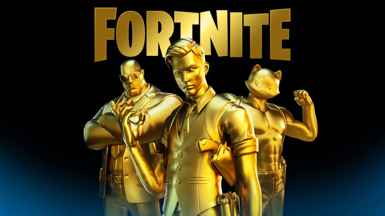 Fortnite Chapter 2 Gold Battle Styles Image