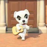 K.K. Slider Animal Crossing New Horizons Screenshot