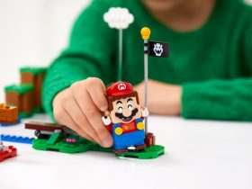 LEGO Super Mario Adventures with Mario Starter Course Photo