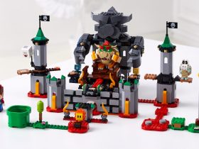 LEGO Super Mario Bowser's Boss Battle Expansion Set Photo