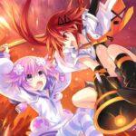 Megadimension Neptunia VII Key Art
