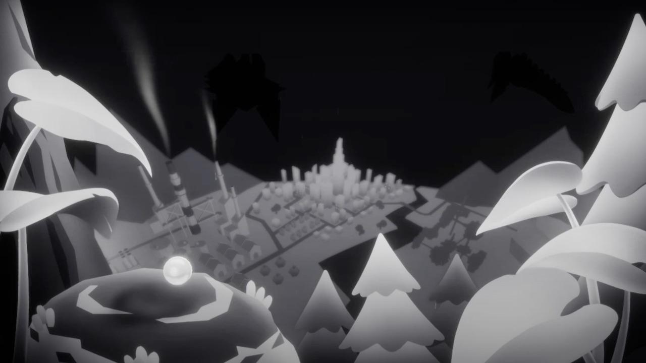 Monochrome World Game Image