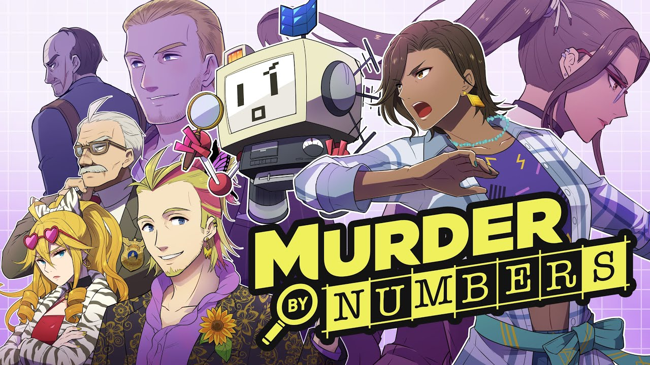 Murder By Numbers Review Header