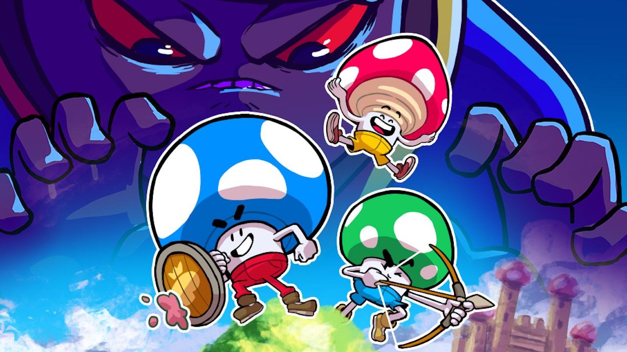 Mushroom Heroes Image