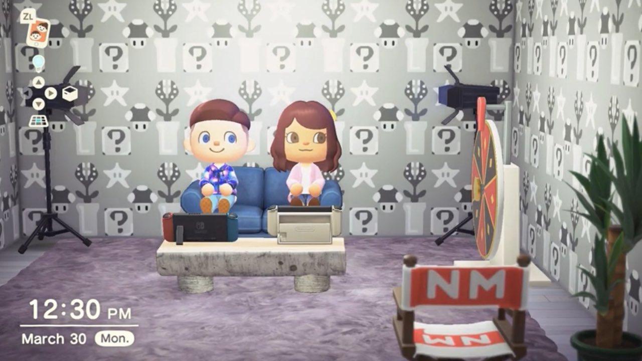 Nintendo Minute Animal Crossing: New Horizons Screenshot