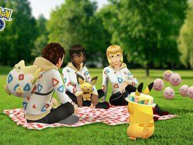 Pokémon GO Spring 2020 Event Image