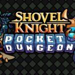 Shovel Knight Pocket Dungeon Logo