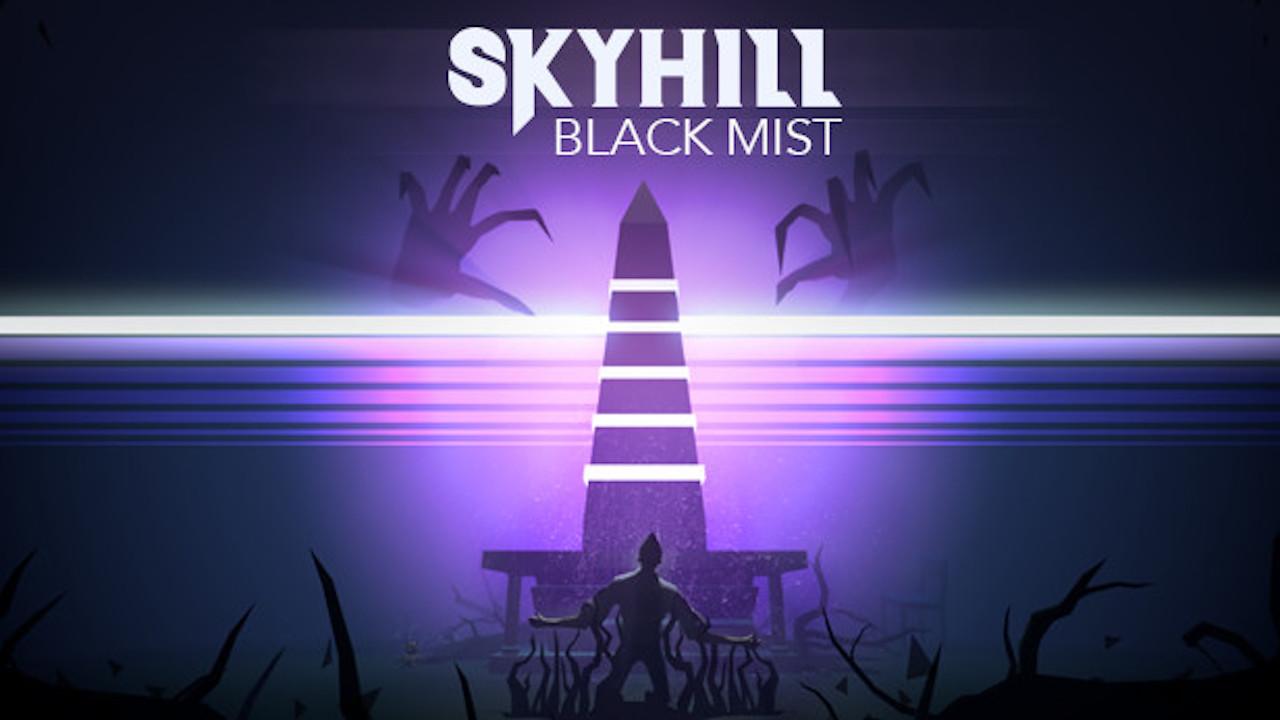 Skyhill: Black Mist Logo