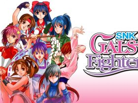 SNK Gals' Fighters Logo