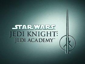 Star Wars Jedi Knight: Jedi Academy Logo