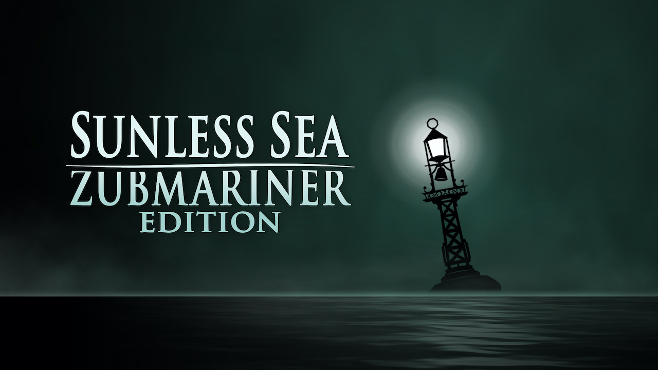 Sunless Sea: Zubmariner Edition Logo