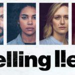 Telling Lies Logo