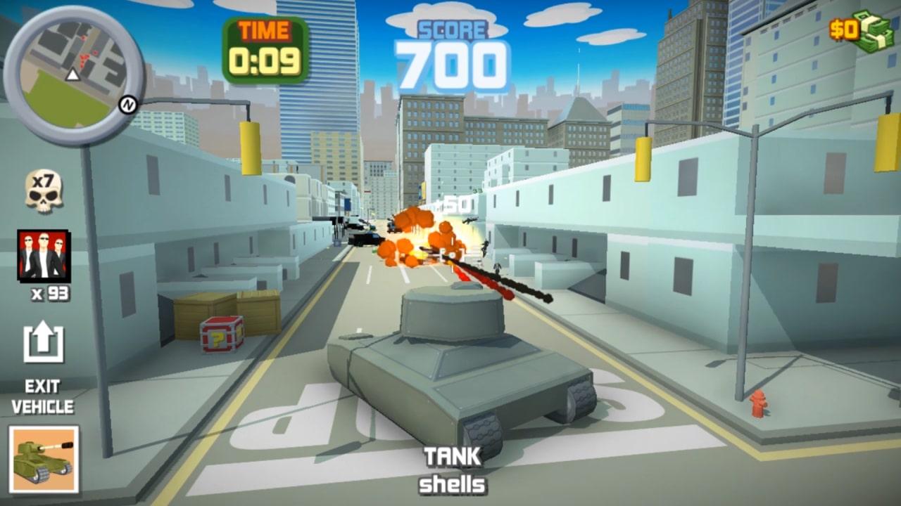 The Bullet: Time Of Revenge Screenshot