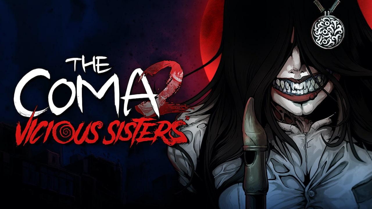 The Coma 2: Vicious Sisters Logo