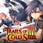 The Legend of Heroes: Trails of Cold Steel III Logo