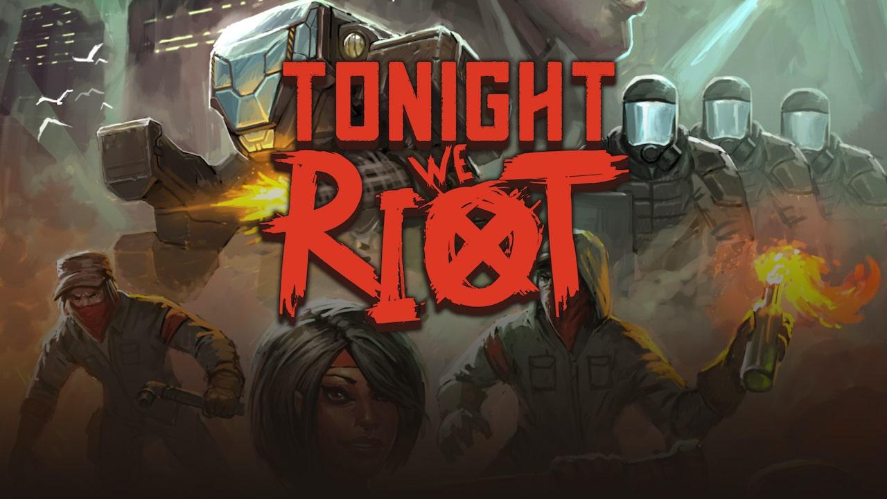 Tonight We Riot Logo