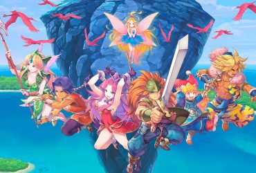 Trials of Mana Review Banner