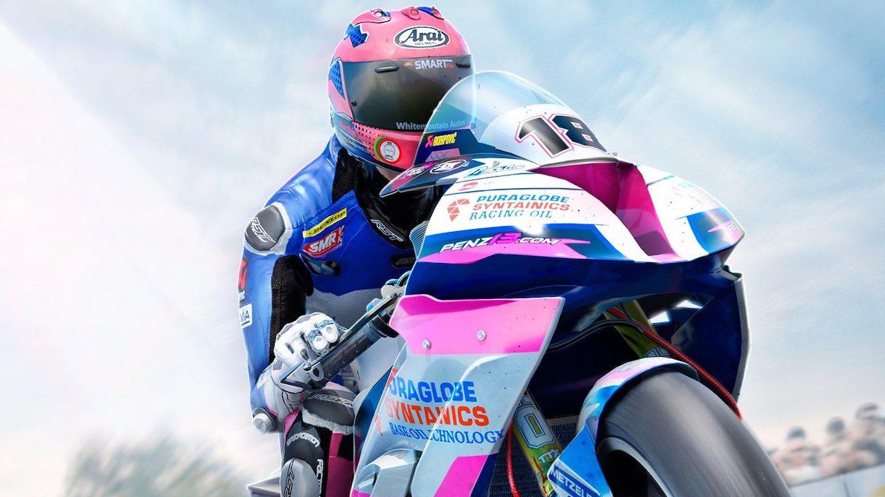 TT Isle of Man: Ride on the Edge 2 Key Art