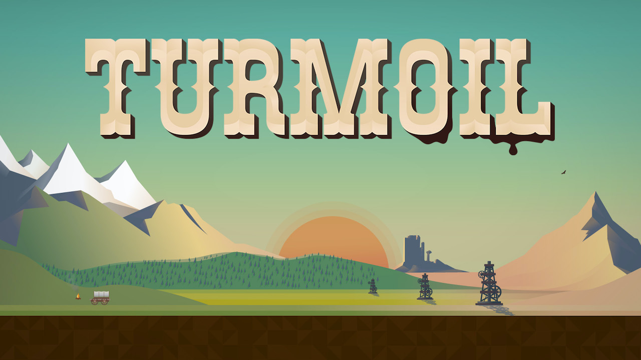 Turmoil Logo