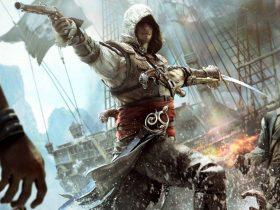 Assassin's Creed IV: Black Flag Key Art