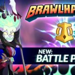 Brawlhalla Battle Pass Logo