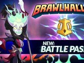 Brawlhalla Battle Pass Logo