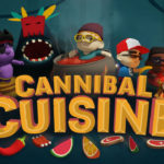 Cannibal Cuisine Logo