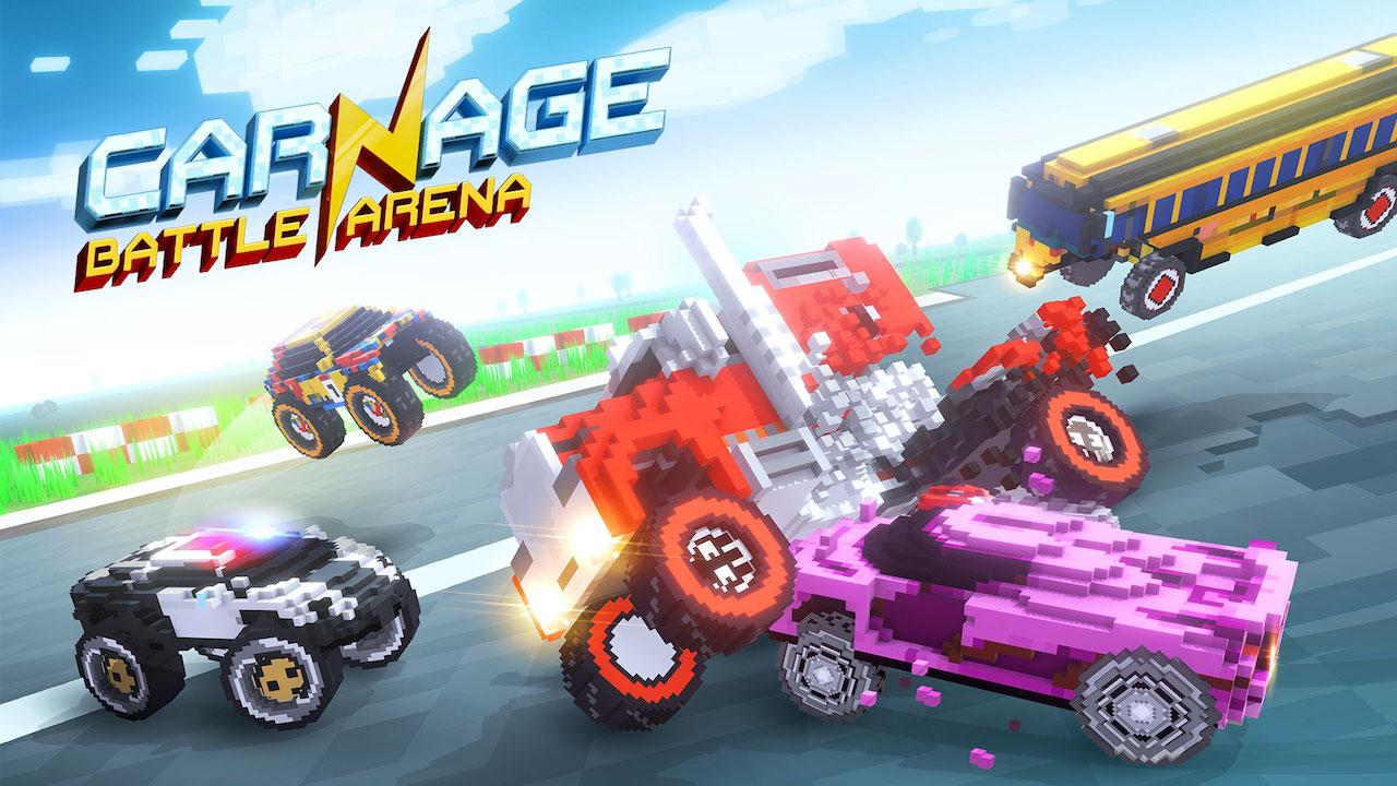 Carnage: Battle Arena Logo