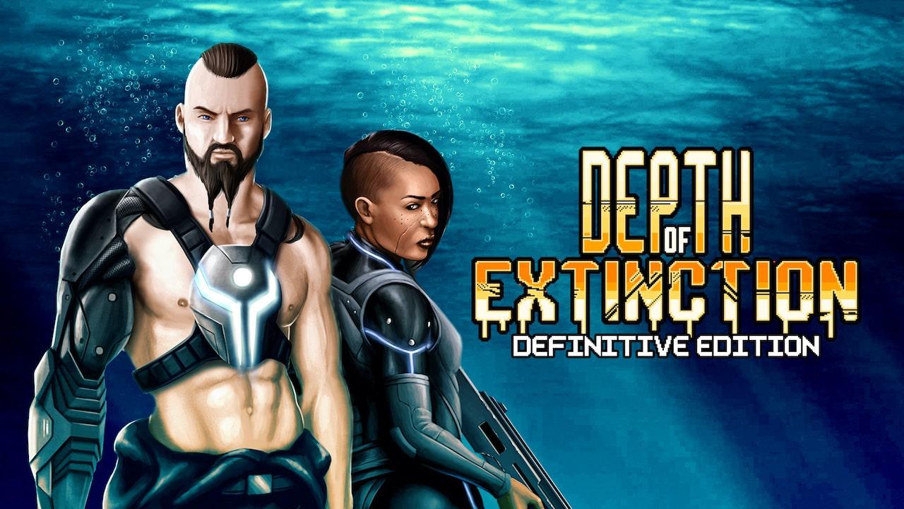Depth Of Extinction: Definitive Edition Logo