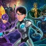 DreamWorks Trollhunters Defenders of Arcadia Key Art