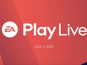 EA Play Live 2020 Logo