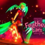 Feathery Ears Logo