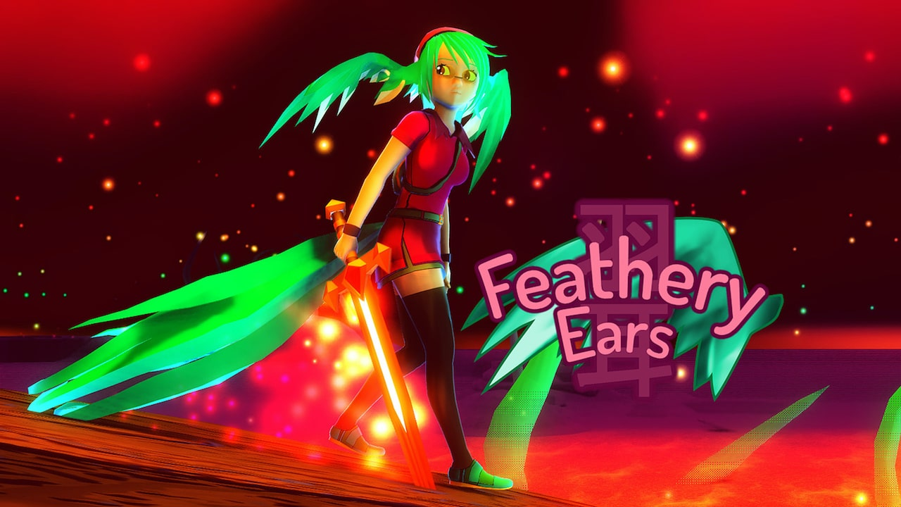 Feathery Ears Logo