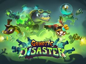 Genetic Disaster Logo