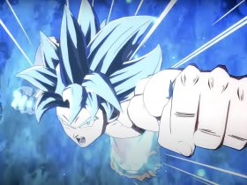 Goku Ultra Instinct Dragon Ball FighterZ Screenshot