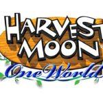 Harvest Moon: One World Logo