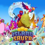 Island Saver Game Logo