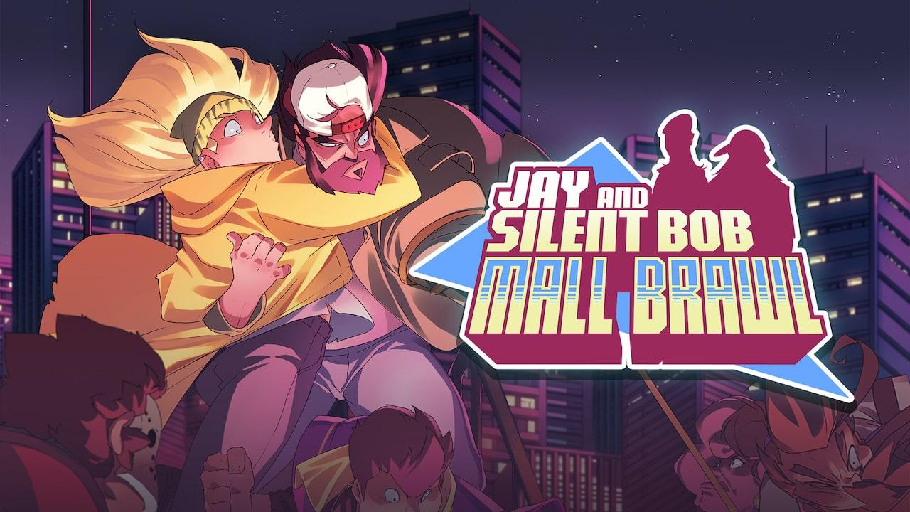 Jay And Silent Bob: Mall Brawl Logo