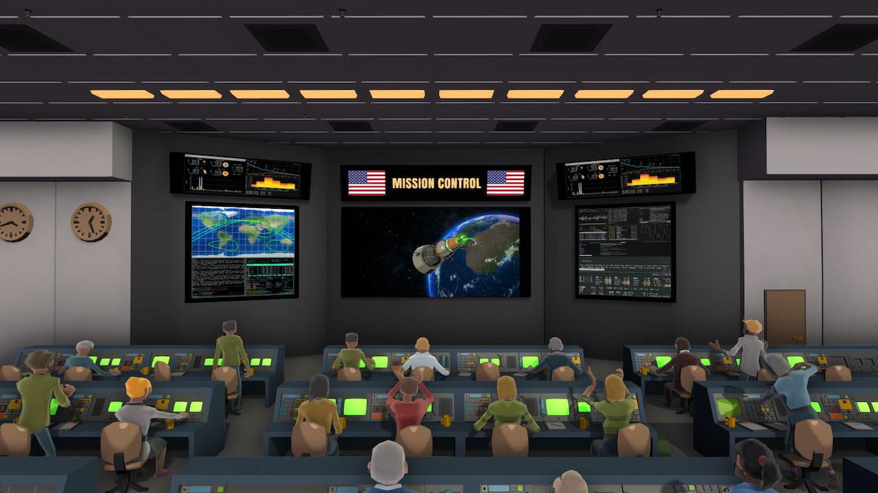 Mars Horizon Screenshot